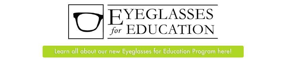 Eyeglasses for Education