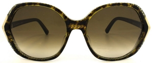 Picture of Fendi: Havana: Non-Polarized: 5211 214