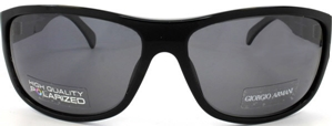 Picture of Giorgio Armani: Black: Polarized: 857S 807TD