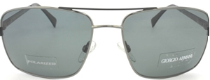 Picture of Giorgio Armani: Dark Ruthenium: Non-Polarized: 749S VRWY2