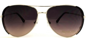 Picture of Michael Kors: Silver: Non-Polarized: 3001S 045