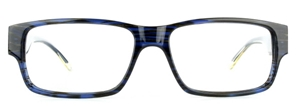 Picture of Armani Exchange : Blue Crystal : AX145