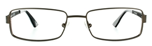 Picture of Emporio Armani : Semi Matte Brown : EA9679