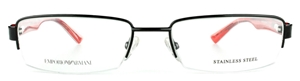 Picture of Emporio Armani : Shiny Black : EA9776