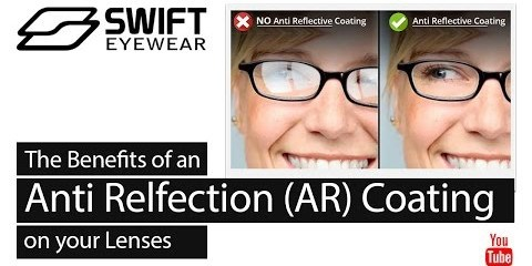 AntiReflection (AR) Lens Coating