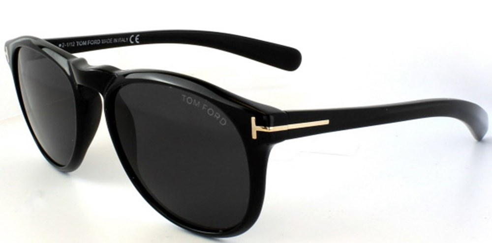 Picture of Tom Ford: Black: Non-Polarized: 0291S 01B
