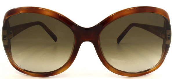 Picture of Fendi: Light Havana: Non-Polarized: 5152 218