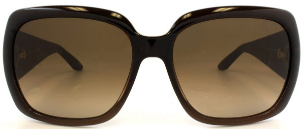 Picture of Fendi: Shaded Brown: Non-Polarized: 5200 232