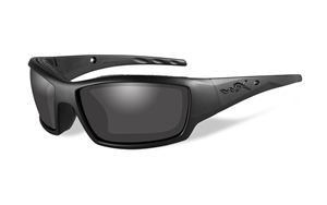 Picture of WileyX:TIDE:Matte Black Frame:Smoke Grey Lens