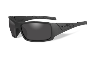 Picture of WileyX:TWISTED:Matte Black Frame:Smoke Grey Lens