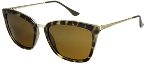 Picture of FLOATS:F4247-02:Polished Demi and Gold Frame:Polarized Mirror Gold Lens