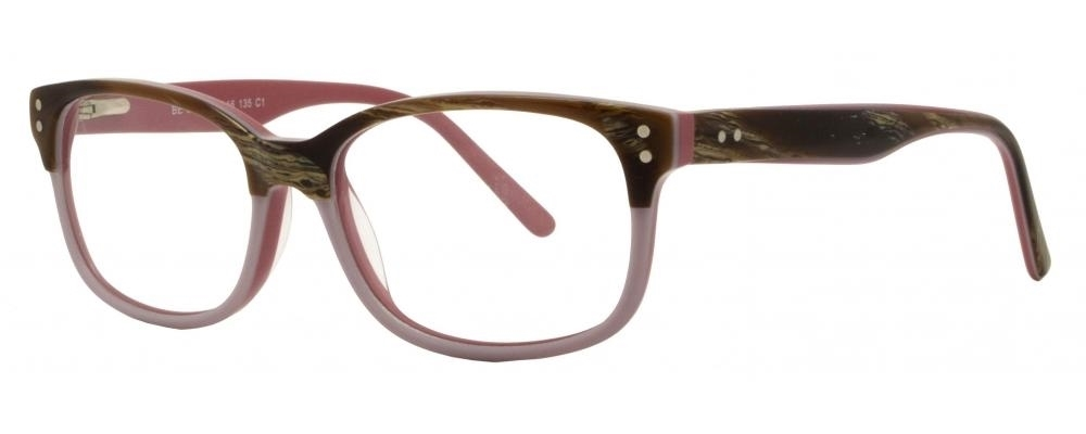 Picture of Adelaide:BE5214 C1: Dark Brown and Pink