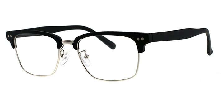 Picture of Texas: TR1653 C3: Matte Black and Silver
