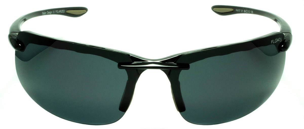 Picture of FLOATS:F4231-03:Black Frame:Polarized Grey Lens
