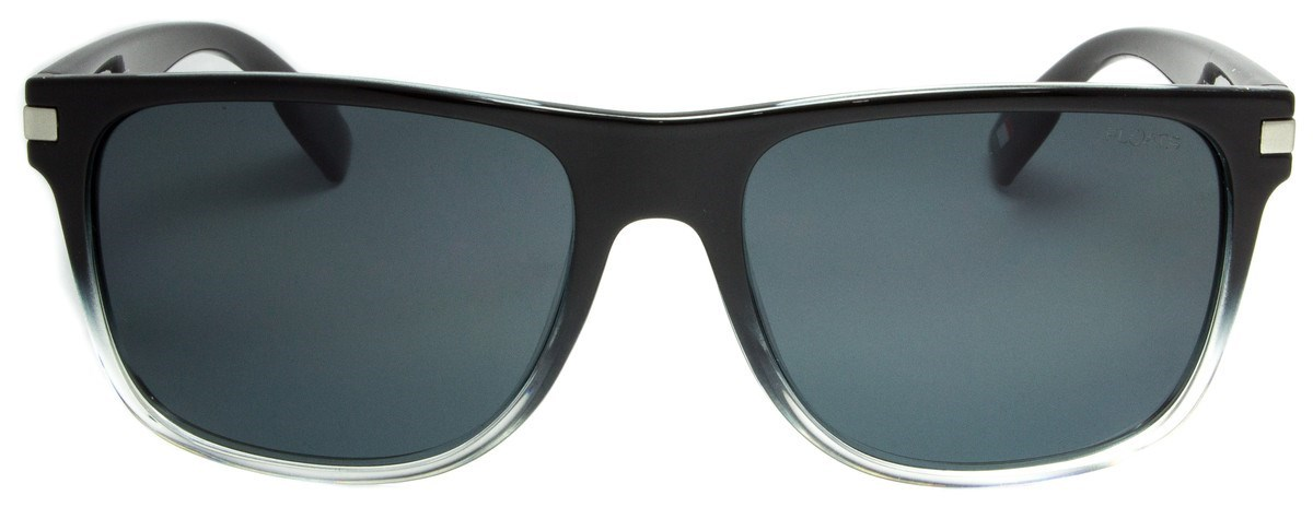 Picture of FLOATS:F4252-01:Two-toned Black and Clear Frame:Polarized Grey Lens