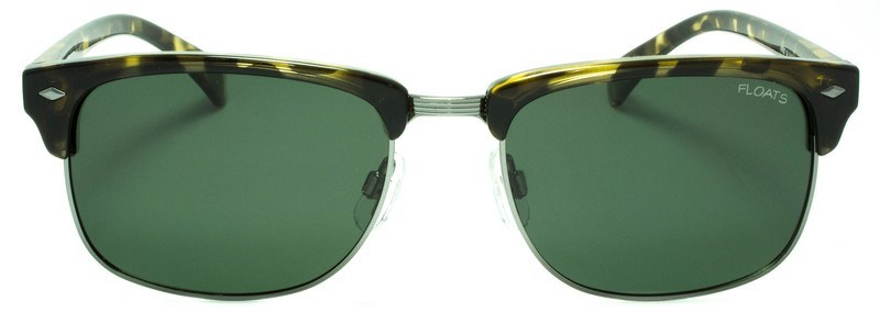 Picture of FLOATS:F4187-04:Demi Frame:Polarized Green Lens