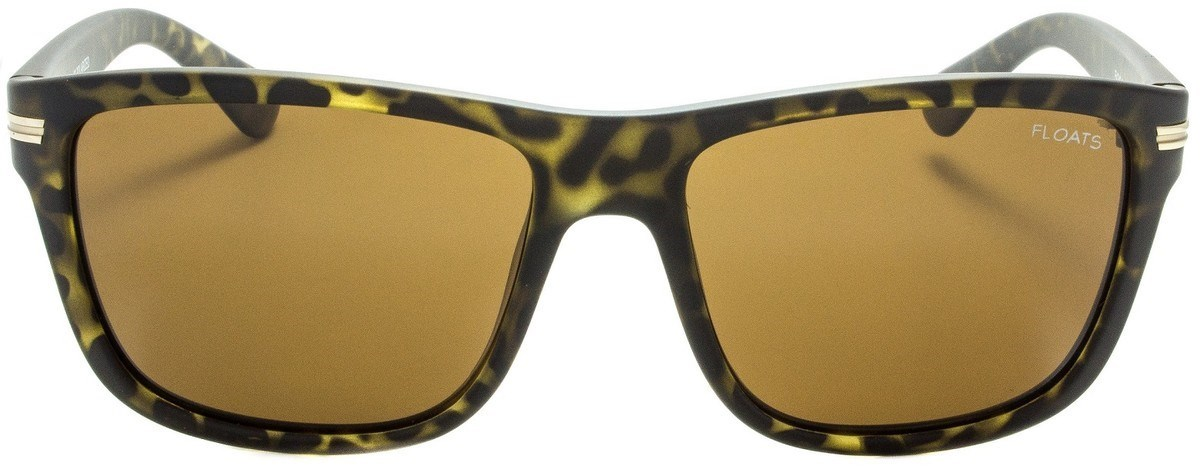 Picture of FLOATS:F4240-01:Matte Demi Frame:Polarized Brown Lens