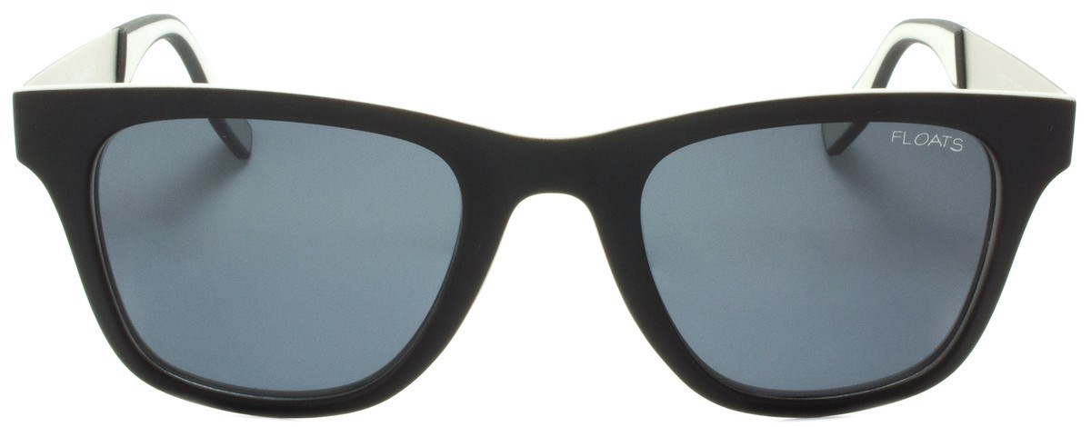 Picture of FLOATS:F4260-01:Black and Silver Frame:Polarized Grey Lens