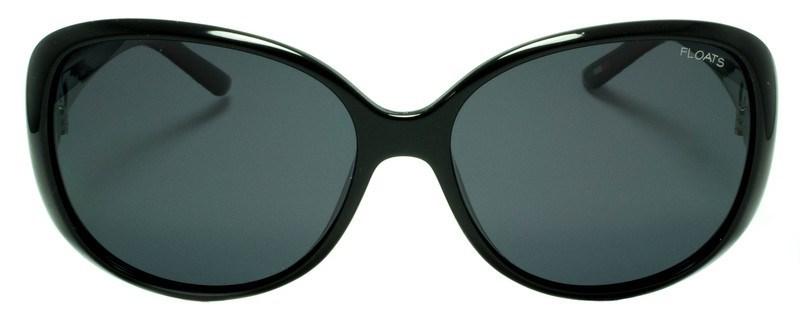 Picture of FLOATS:F4162-03: Black Frame:Polarized Grey Lens