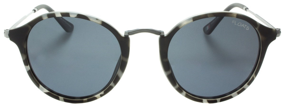 Picture of FLOATS:F4263-01:Black Demi Frame:Polarized Grey Lens
