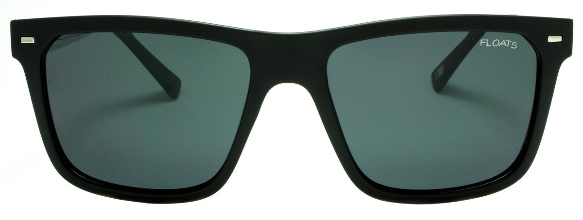 Picture of FLOATS:F4217-01:Black and Silver Frame:Polarized Grey Lens