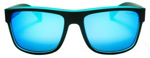 Picture of FLOATS:F4228-02:Black and Blue Frame:Polarized Mirror Blue Lens