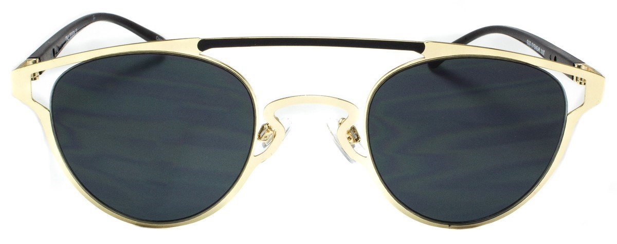 Picture of EGO: 3187: Gold Frame: Bronze Lens