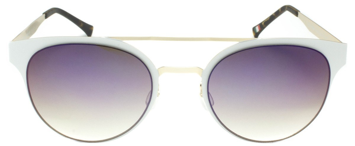 Picture of EGO: 7036-02:White Frame: Blue Lens
