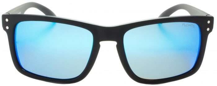 Picture of FLOATS: F4180-02:Black Frame: Polarized Blue Lens