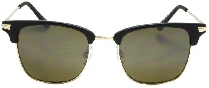 Picture of EGO: 7054-02:Black and Gold Frame: Bronze Lens
