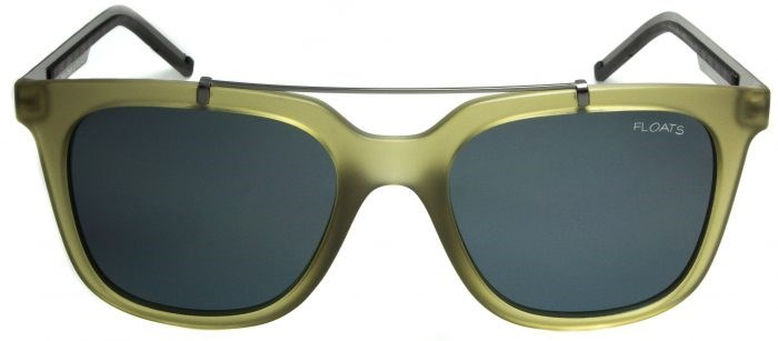 Picture of FLOATS:F4256-02:Matte Clear Greyish-Green Frame:Polarized Grey Lens