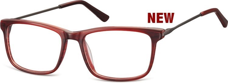 Picture of AC38: Dark Red:  AC38F